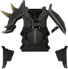 Dharok&#39;s platebody detail