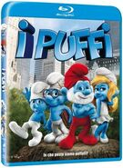 I Puffi Blu-Ray Cover