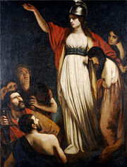 220px-Queen Boudica by John Opie