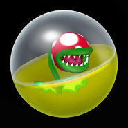 Piranha Plant Capsule