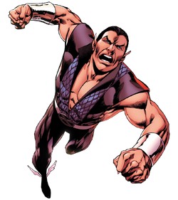 Namor McKenzie (Earth-616) from Dark Reign The List - X-Men Vol 1 1 cover