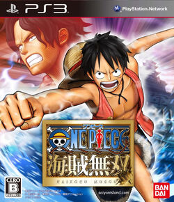 One piece Pirate Warrior