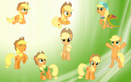 FANMADE Applejack 1