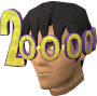 200M glasses chathead