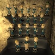 Tenpenny Tower Bobbleheads