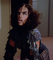 Female Klingon, 2364