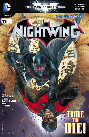 Cover for Nightwing #11
