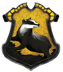 Hufflepuff Pottermore