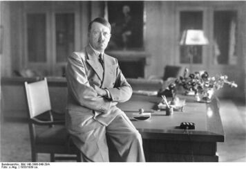 Adolf Hitler (Official Portrait)
