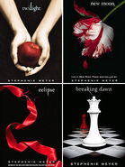 Crepusculo libros