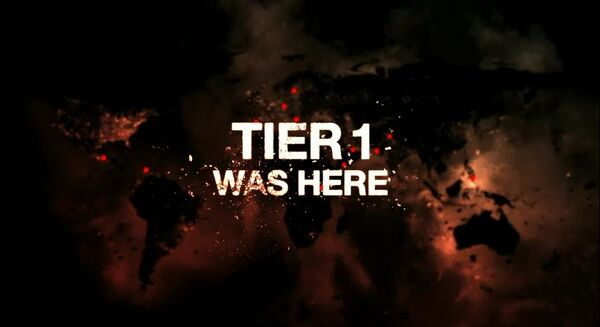 Tier 1 was here
