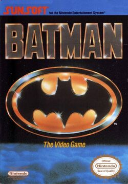 Batman (NES) (NA)