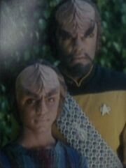 Worf und Alexander