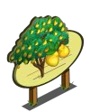 Quince Tree Mastery Sign-icon