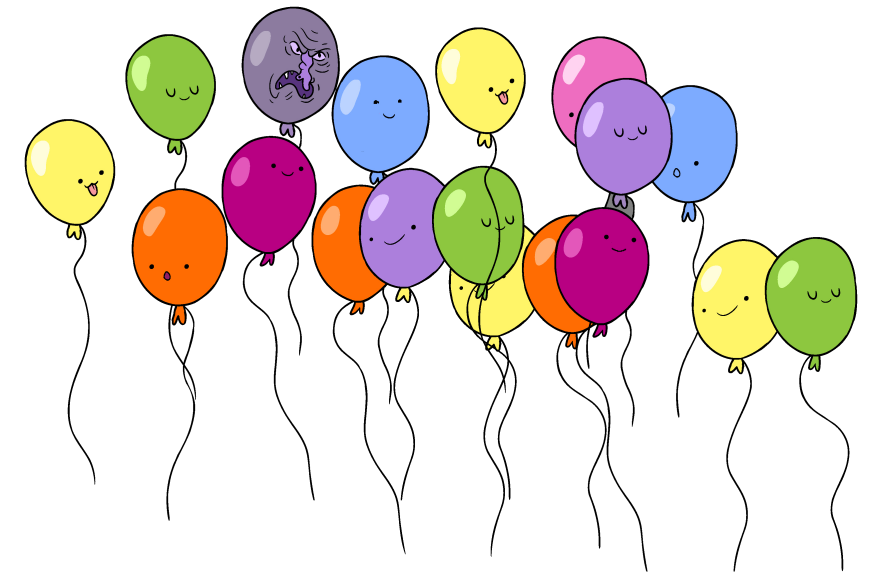 Balloons the adventure time wiki mathematical