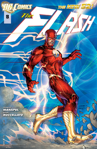 Flash Vol 4 3 Variant