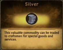 SilverMaterial