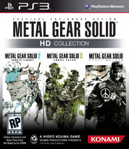Metal Gear Solid : HD Collection