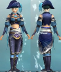 DW6E Female Outfit 4