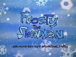 Title-frosty