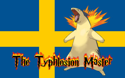 Typhlosion of Sweden