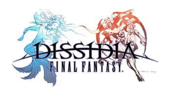 Dissidia Logo