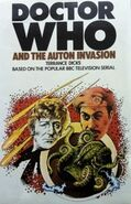 Auton invasion hardcover
