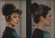 Troi makeup tests