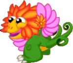 Flower Dragon Dragon Vale