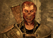 Fallout lore and character  185px-Charon