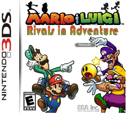Posible Nuevo Juego De Mario Y Luigi Mario E Luigi 3djuegos