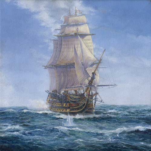 The old Port - Remaining here for 'old purchases' Hms_victory_in_battle