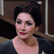 Deanna Troi, 2364