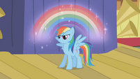 Rainbow Dash&#39;s Rainbow S1E06