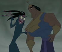 Yzma&amp;Kronk think