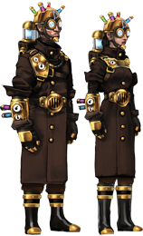 Mad Scientist Outfit concept art thumb