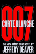 Carte Blance (First Edition Simon & Schuster)