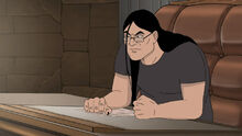 I&#39;m Nathan Explosion, from Dethklok.