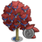 Silver Medal Tree-icon