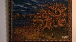 Storm night by van gough