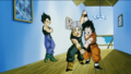 Teen Trunks and Goten