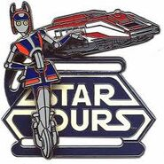 Star Tours Pin 2