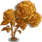 Full Bloom Golden Rose-icon