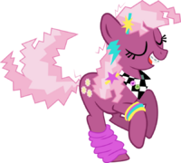 Dance party cheerilee by uxyd-d519z81