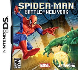 SpiderMan DS