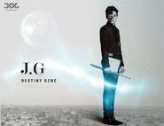 CROSS GENE - J.G - DESTINY GENE