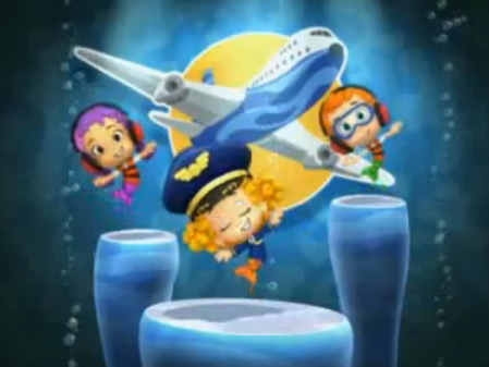 Bubble Guppies Oona And Goby | Olivero