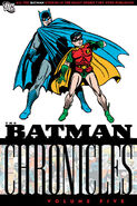 Batman Chronicles, Volume 5