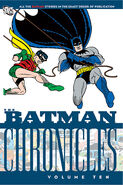 Batman Chronicles, Volume 10