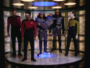 Rescued Klingon crew